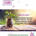 Association ÉPI Île de France - 1ère Assemblée Générale